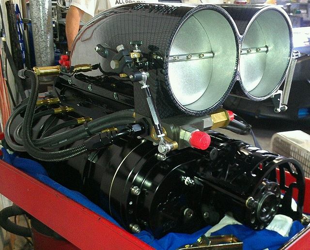 Fuel Systems For Blowers : Killerrons james monroe and ron s fuel injection systems